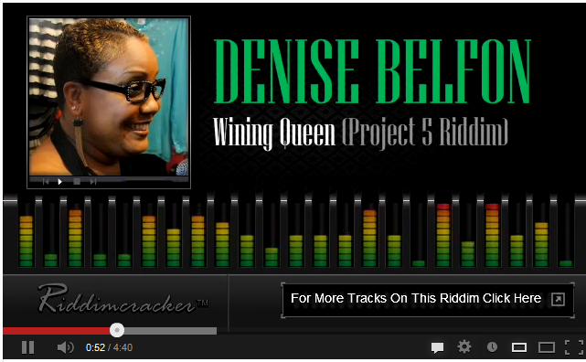 Denise Belfon - Wining Queen