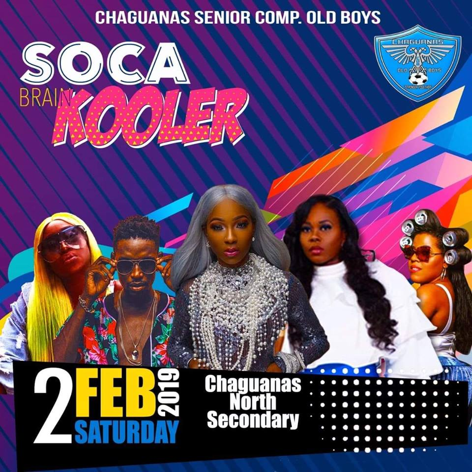 Soca Brain Kooler – Cooler Fete – My Trini Lime